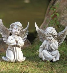 Small Cherubs, 2 Assorted