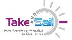 Take And Sail - port à sec flottant automatisé en libre service