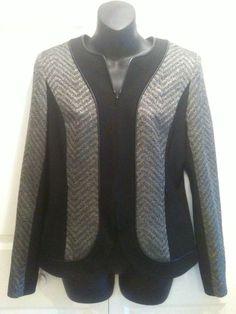 c5c7517f7bd Lafayette 148 New York Women s Jacket Suit Top Black Size 6 Mint   Lafayette148NewYork  BasicJacket