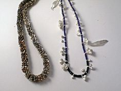 Necklaces by Marian Hosking