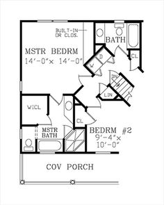 Plan No.620401 House Plans by WestHomePlanners.com