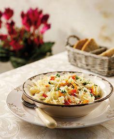 Για vegans Archives - Page 5 of 23 - www. Greek Recipes, Vegan Recipes, Cooking Recipes, Salad Bar, Fun Cooking, Types Of Food, Love Food, Macaroni And Cheese, Salads
