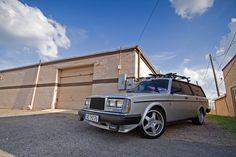 my 'new' 1988 Volvo 240 Wagon - Dallasimports