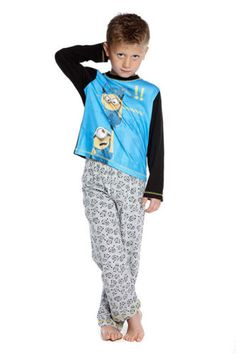Childrens Minions Pyjama Set - Buy one get on FREE