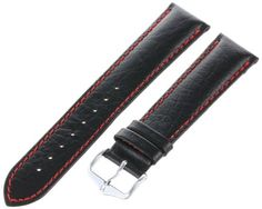 Hirsch 044020-51-20 20 -mm  Genuine Calfskin Watch Strap -- Learn more by visiting the image link.