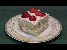Tiramisu truskawkowe - YouTube Tiramisu, Cheesecake, The Creator, Cook, Youtube, Recipes, Mascarpone, Cheesecakes