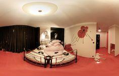 Pokój - Hotel LaLaLa #design categories, #designhotel, #best hotels, #poland, #hotel, #LaLaLa, #Sopot