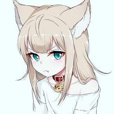 03 --- Artist : Source : Sankaku Complex Turn On Post Notifications Thanks For The Likes My Pair : M/W : Mine : Tags Manga Girl, Anime Wolf Girl, Cool Anime Girl, Girls Anime, Anime Art Girl, Anime Neko, Lolis Neko, Sad Anime, Loli Kawaii
