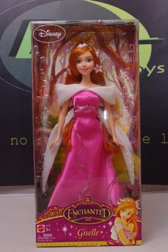 Doll of Giselle from Disney's Enchanted