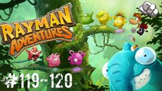 rayman adventures walkthrough android (adventures 119-120)