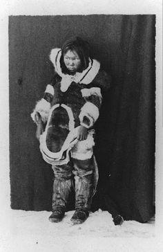 Akpiniuk - Inuit - circa 1875