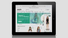 A Dafiti quer melhorar a experiência de compra no site e para isto está testando um provador virtual que permite experimentar as roupas online, a partir de informações como altura, peso, busto e sutiã. Conheça os detalhes na Exame, por Marina Demartini.