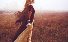 Woman in Winterfell