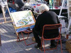 From post35mm.com / © flemming rasmussen - Street market