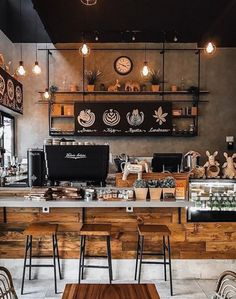 9 Resourceful Simple Ideas: But First Coffee Shop coffee design diy.Coffee Lovers Mug coffee pictures hilarious.But First Coffee Design. Cozy Coffee Shop, Small Coffee Shop, Best Coffee Shop, Rustic Coffee Shop, Vintage Coffee Shops, Rustic Cafe, Farmhouse Cafe, Cofee Shop, Wood Cafe