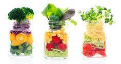 Berry Vinaigrette, Agave Mustard Dressing, Tofu Island Dressing, Oriental Salad Dressing, Balsamic Vinaigrette, Thai Chili Dressing (McDougall)