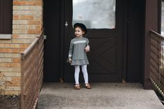 April's Bloom Gauze dress Toddler fashion hat clogs jujube instagram snippetsofus