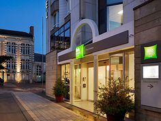 Hotel in TOURS - ibis Styles Tours Centre