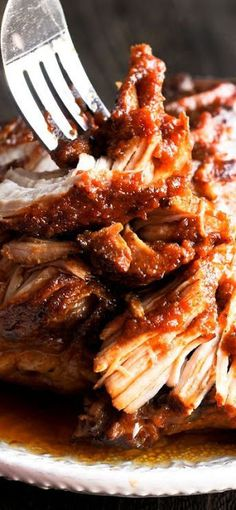 Instant Pot Country Style Pork Ribs in BBQ Sauce are so aromatic and flavorful thanks to the amazing homemade Barbecue Sauce! Detailed instructions on how to use Instant Pot for this recipe are provided. Boneless Pork Ribs, Barbecue Pork Ribs, Pressure Cooker Pork, Pressure Cooking, Slow Cooker, Country Style Pork Ribs, Homemade Barbecue Sauce, Barbecue Sauce Recipe For Pulled Pork, Pork Rib Recipes