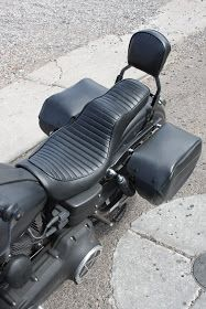 Haifley Brothers: Custom Seats Chopper, Bike Seat, Motorcycle Art, Cool Motorcycles, Bike Parts, California Style, Cool Bikes, Queen, King