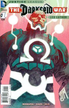 Mild Mannered Reviews - Justice League: Darkseid War - Lex Luthor #1
