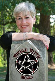Witchcraft author Dorothy Morrison... Mentor... and best of all... friend!