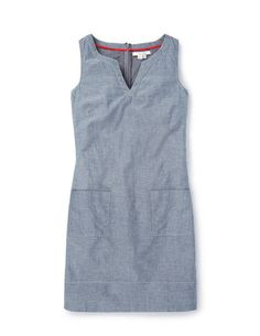 Everyday Tunic Dress WH749 Day Dresses at Boden