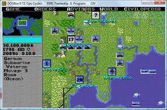 #Civilization (Atari, 1991).Un esempio di videogioco di strategia.
