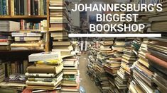Collector's Treasury is the largest used and rare book shop not only in Johannesburg but in the Southern Hemisphere. Big, Books, Libros, Book, Book Illustrations, Libri