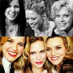 One Tree Hill - Brooke Davis (Sophia Bush) & Haley James Scott (Bethany Joy Lenz) & Peyton Sawyer (Hilarie Burton)