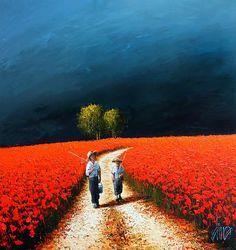 Dima Dmitriev, 1974 | Impressionist painter | Tutt'Art@ | Pittura * Scultura * Poesia * Musica |