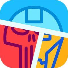 Comic app Icon