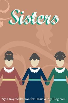 "Nyla Kay Wilkerson discusses the importance of sisters through tough times at Heart""wings"" Blog  Friday Focus  05 19 17"