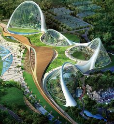 Samoo Architecture proposes to build eco-domes along NEI in South Korea via @drpremj http://drprem.com/green/samoo-architecture-proposes-to-build-eco-domes-along-nei-in-south-korea/