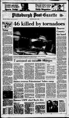 Pittsburgh Post-Gazette - Google News Archive Search