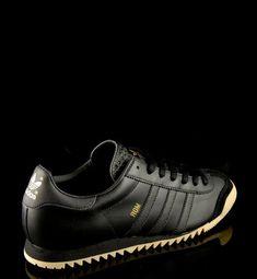 adidas Originals Rom: Black