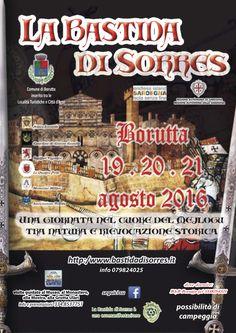 Italia Medievale: La Bastida di Sorres 2016