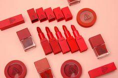 Korean Beauty Box: Red Recipe Lipstick For Femme Fatales red makeup recipes - Makeup Recipes