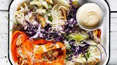 Rachel Khoo's substantial seasonal salads