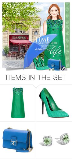 """""""One Year With Polyvore"""" by petri5 ❤ liked on Polyvore featuring art"""