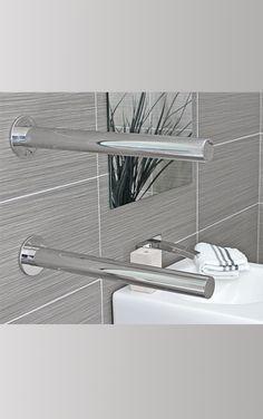heated towel rail elite bathrooms dc short truego 339