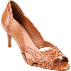 Peep Toe Shoestock Lez