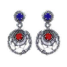 Earrings by Heliana Lages