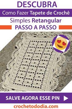 Crochet Art, Filet Crochet, Crochet Stitches, Crochet Bedspread Pattern, Knitting Patterns, Crochet Patterns, Step By Step Crochet, Crochet Potholders, Doilies