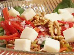 Recetas | Ensalada con vinagreta de olivas | Utilisima.com