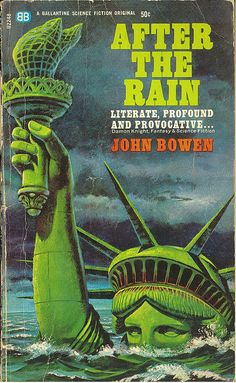 (Uncredited cover — might still be Blanchard — for the 1965 edition of After The Rain (1958), John Bowen)