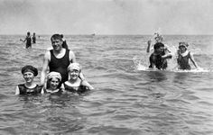 Sea Bathing at Margate | 1910s - 1920s