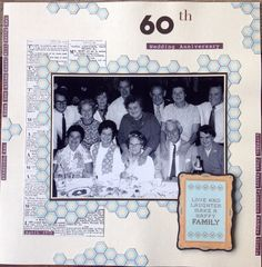 Heritage scrapbooking page using #Fineanddandy paper #Mymindseye. Love the colour combo. Handmade by Michele Hinton