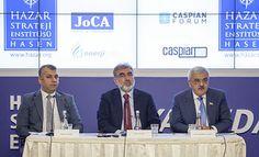 Hazar Strateji Enstitüsü 2 Yaşında 11.11.2014 - Hazar Strateji Enstitüsü (HASEN)   Caspian Strategy Institute Haldun Yavaş http://www.haldunyavas.com/