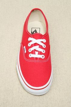 Red vans<3  ~Off the wall~
